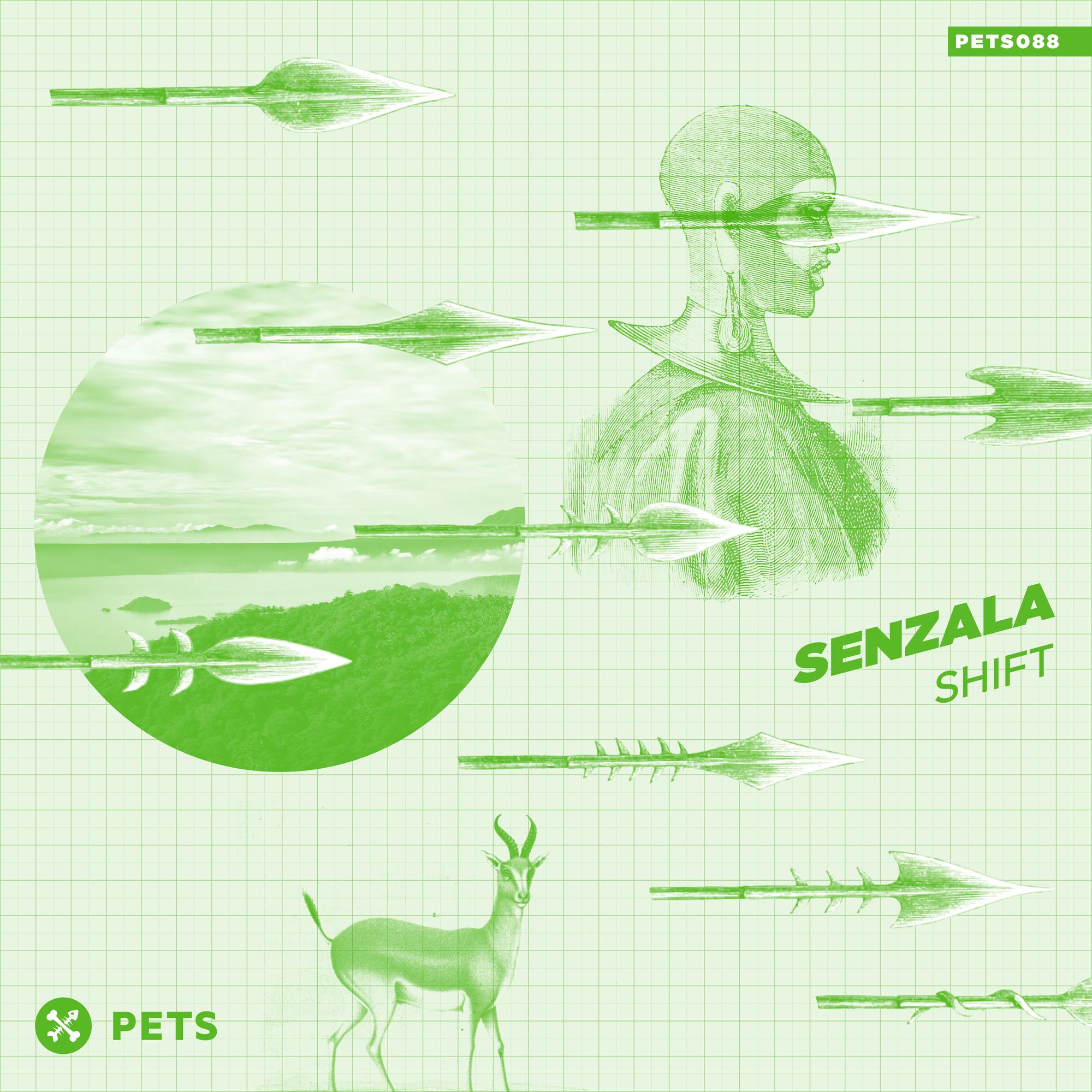 Senzala - Shift EP