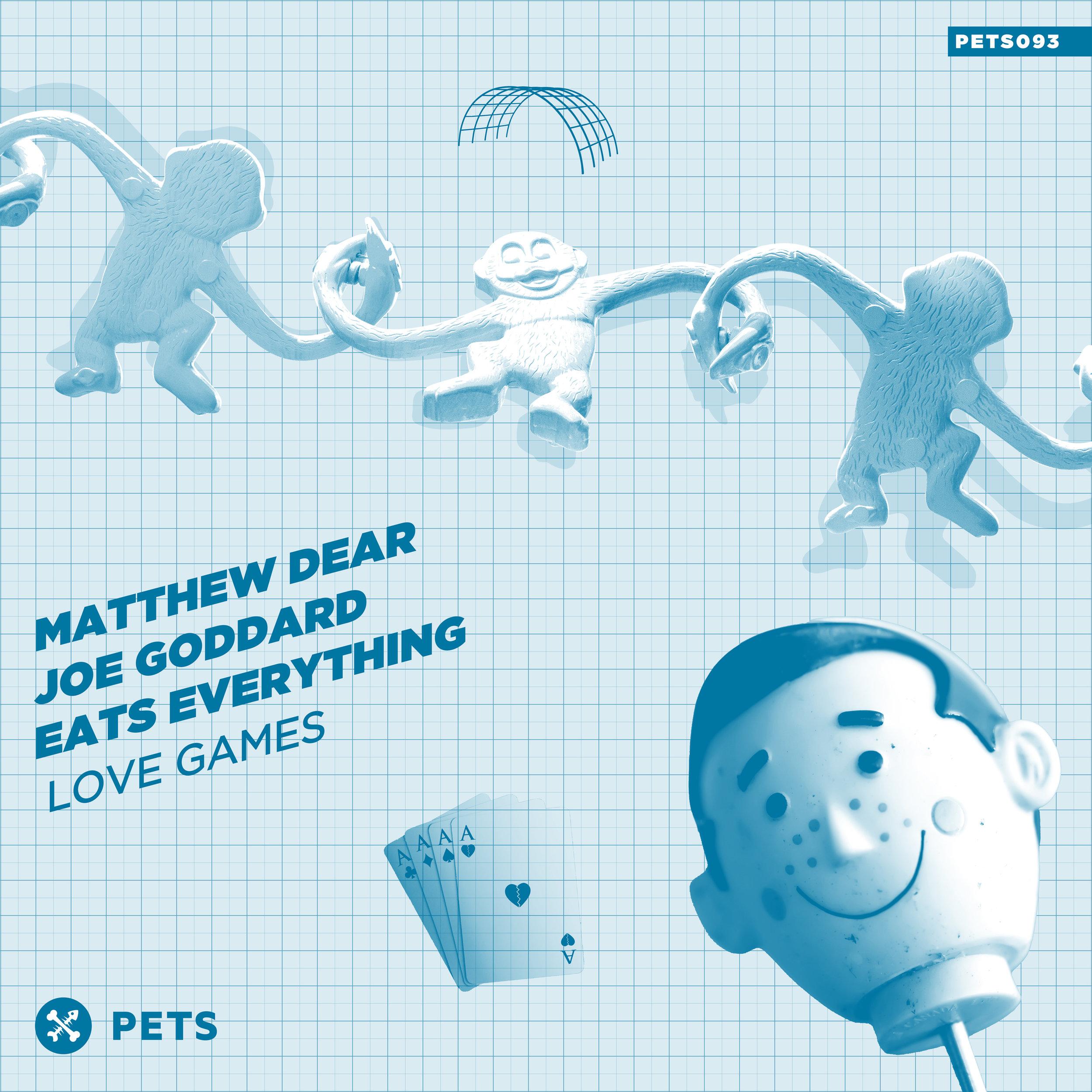 Matthew Dear, Joe Goddard & Eats Everything - Love Games