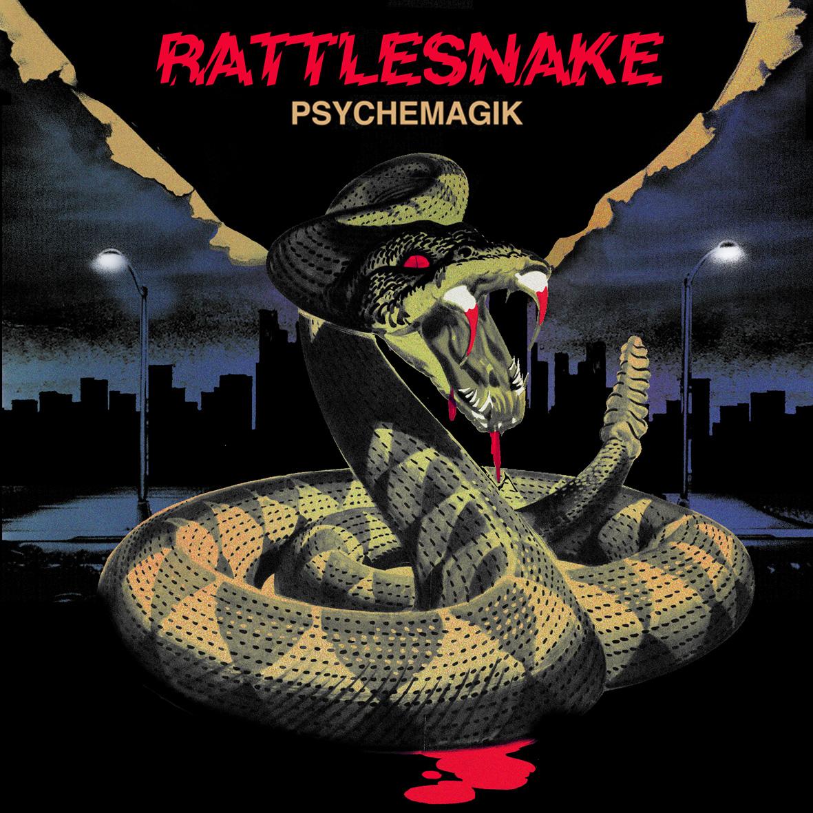 Psychemagik - Rattlesnake EP [PETS105]