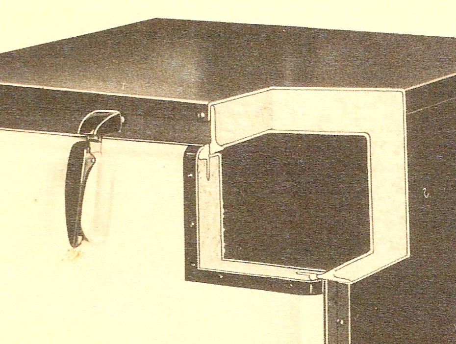 Chambers stove insulation