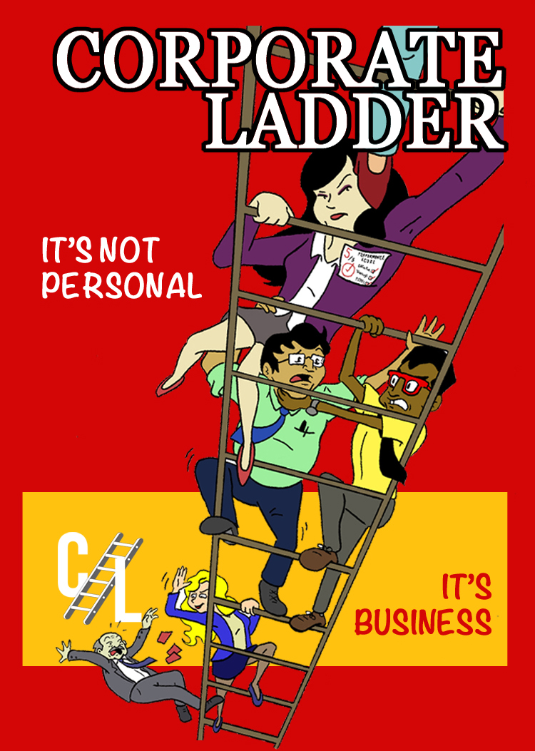 Corporate Ladder: The Card Game