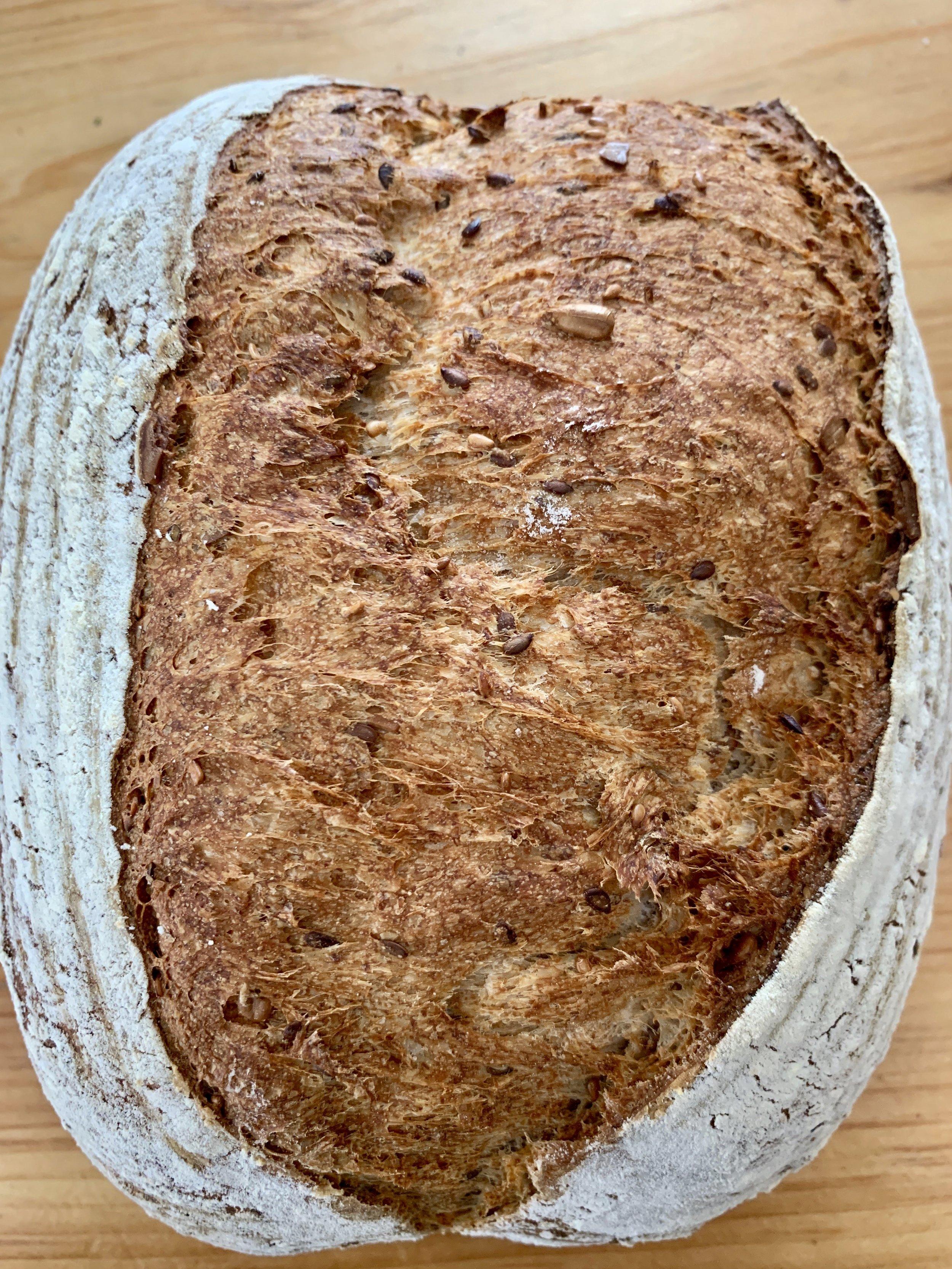 5-Grain loaf.