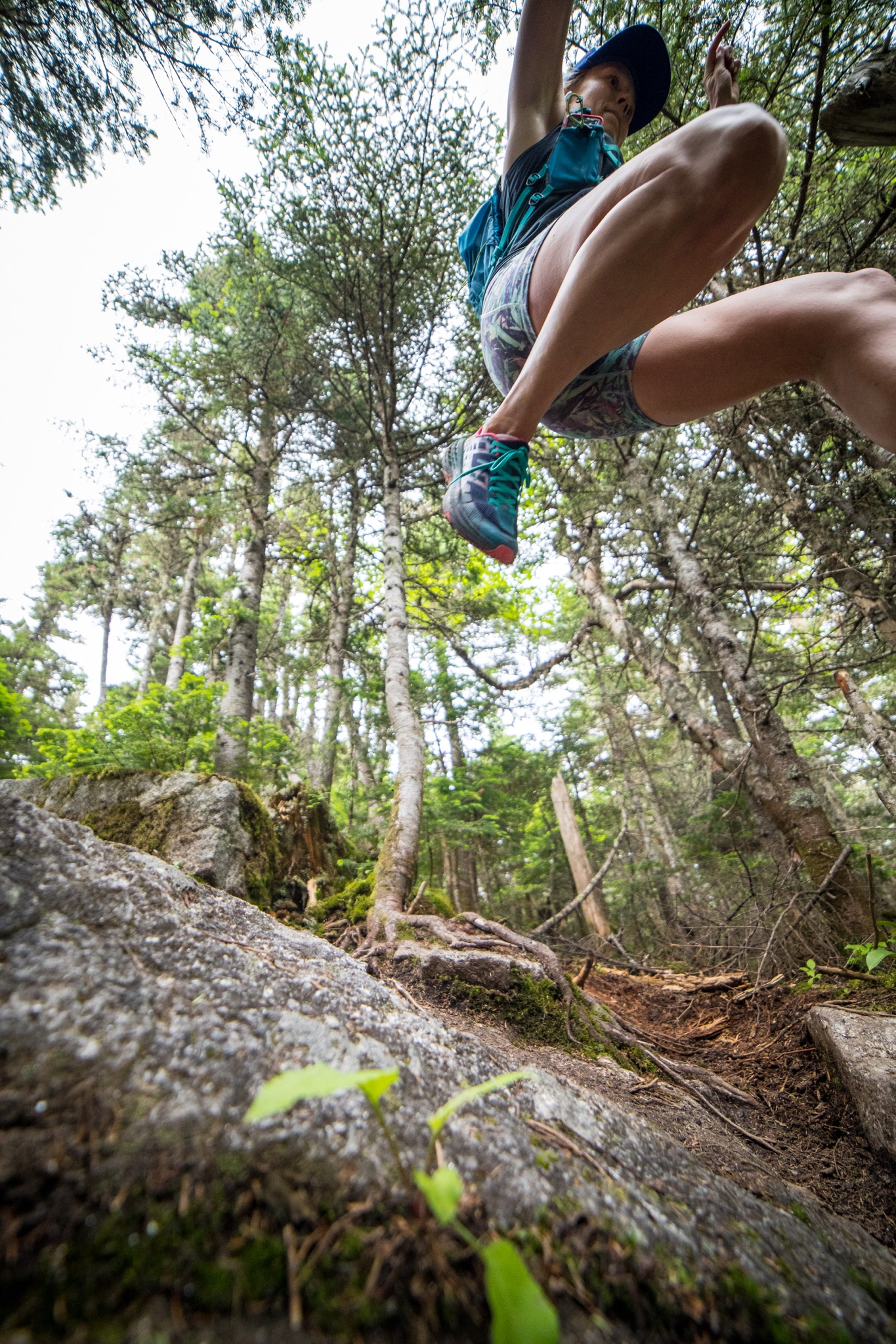 RUN STRONG - Trail Running + Injury Prevention Clinic