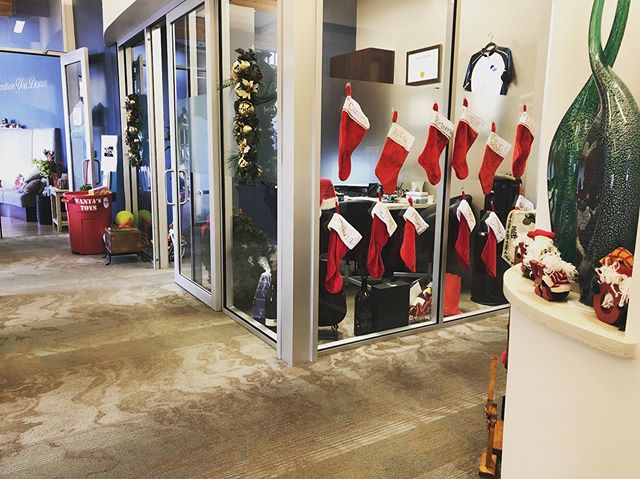 Christmas is taking over #tamalvistadental  As you can see in the back by the door, we are supporting San Rafael's Santa Cop this year! Come with us and help support this good cause by donating an unwrapped toy to make a child Christmas be more special!!!! #tamalteam #tvfd  #sanrafaelsantacop #help #merrychristmas