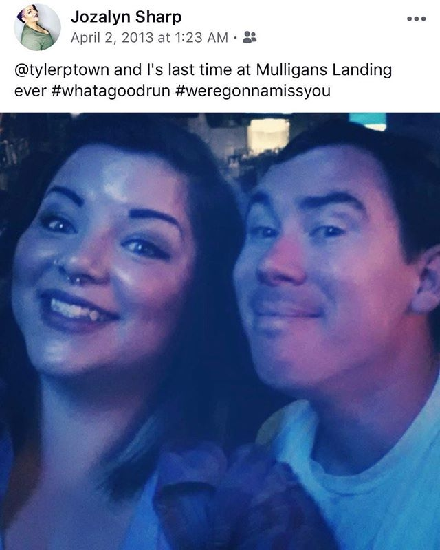 Repost @jozalynsharp . . . . . . . . . . .  #TossBack to the last Mulligan's Landing Show. I'm getting part of the gang back together this weekend at The Filth Factory for a little reunion starring the man who brought us to the stage every Monday for many Mondays, Mike Simpson! Snag your FREE 🎟️ at jozalynsharp.com