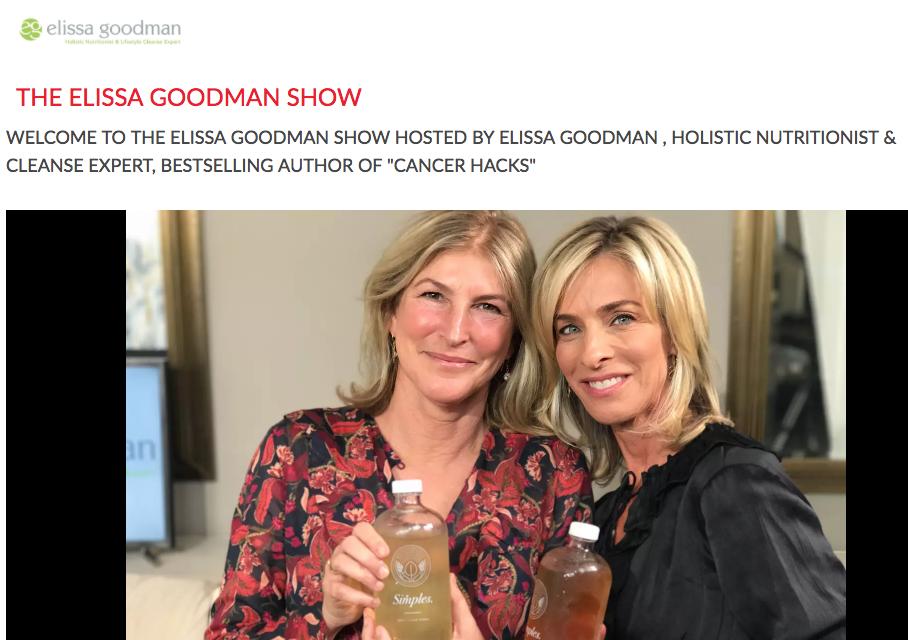 ELISSA GOODMAN SHOW - November 2017