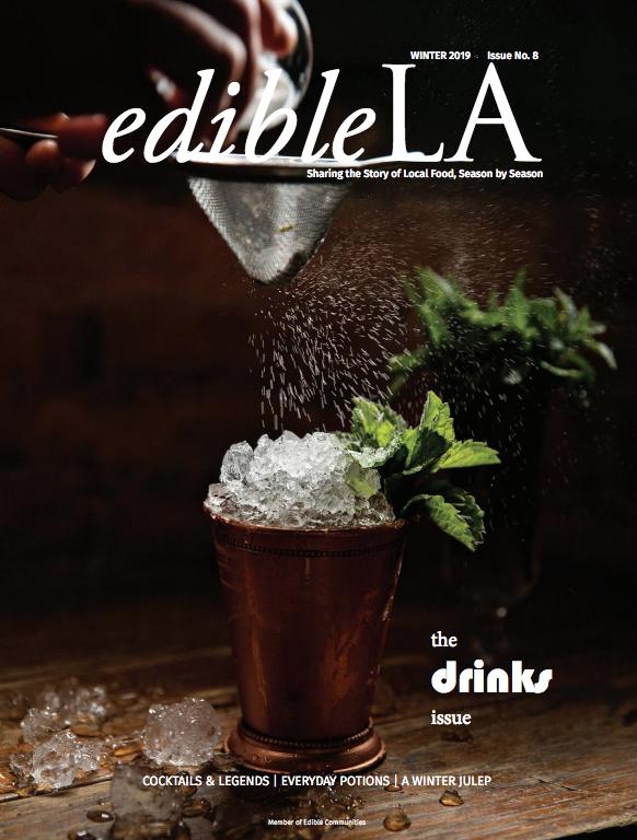 EDIBLE LA - Winter 2019