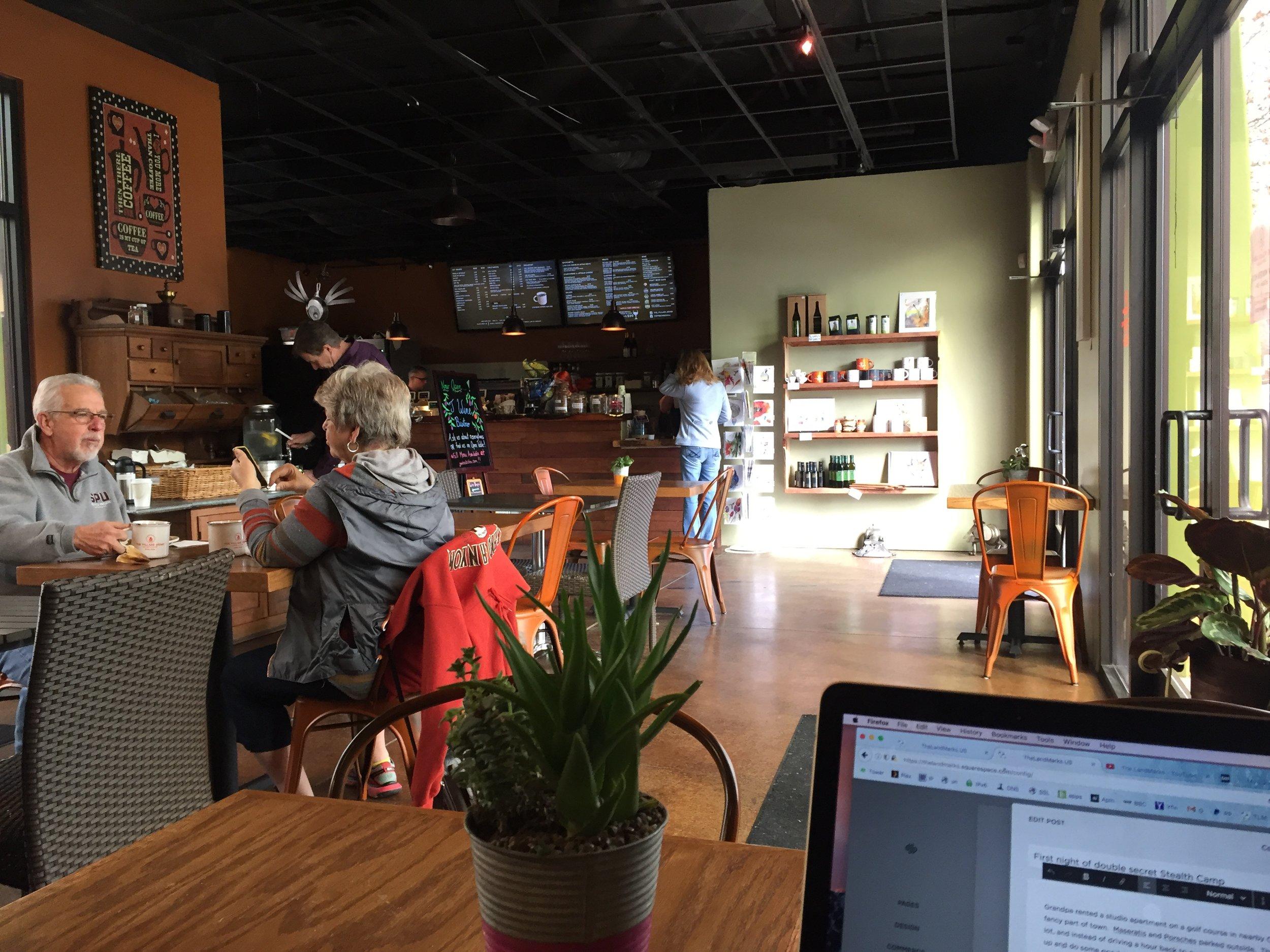 The Local Grind Cafe, Oak Creek, AZ