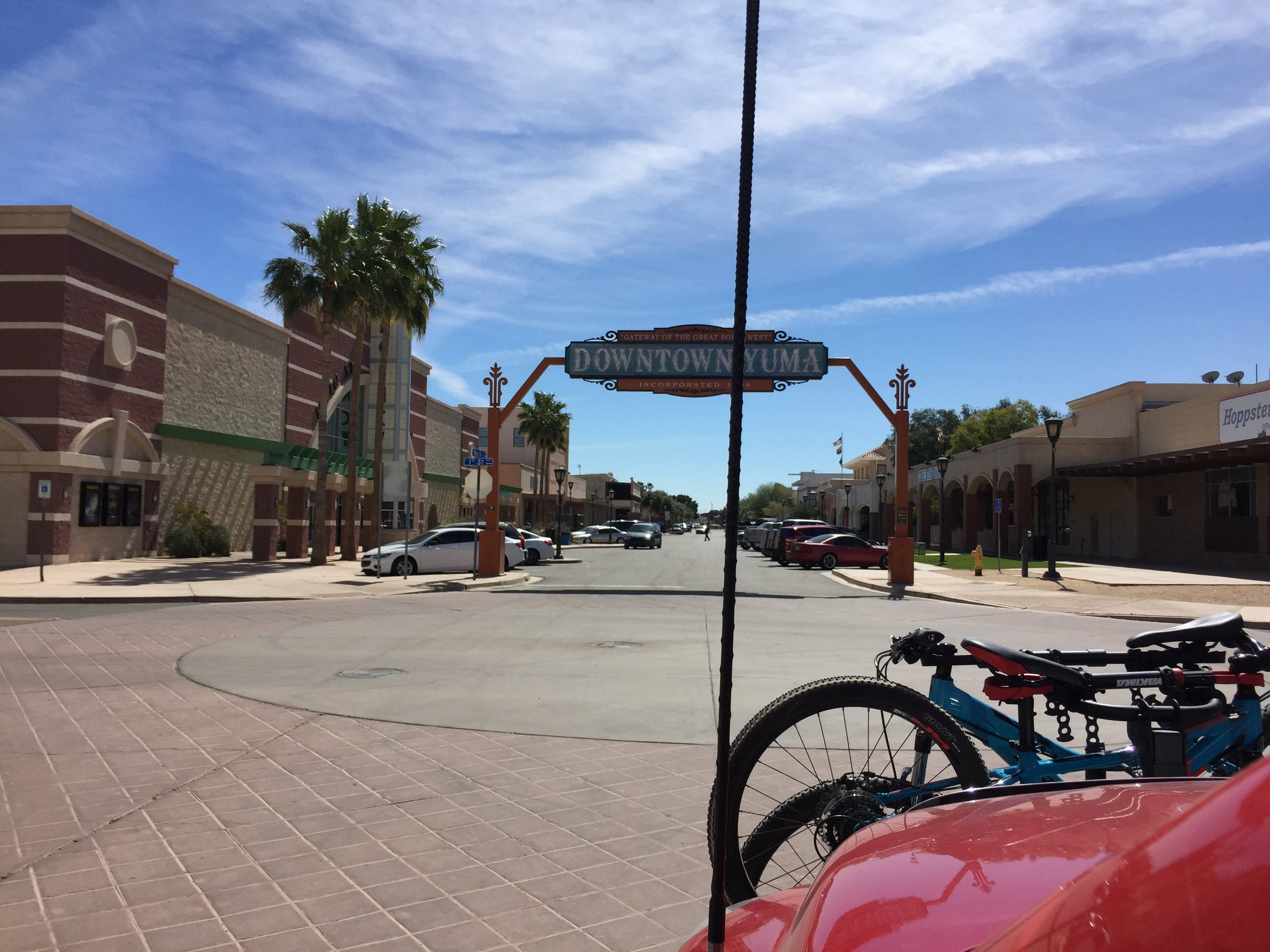 Downtown Old Yuma