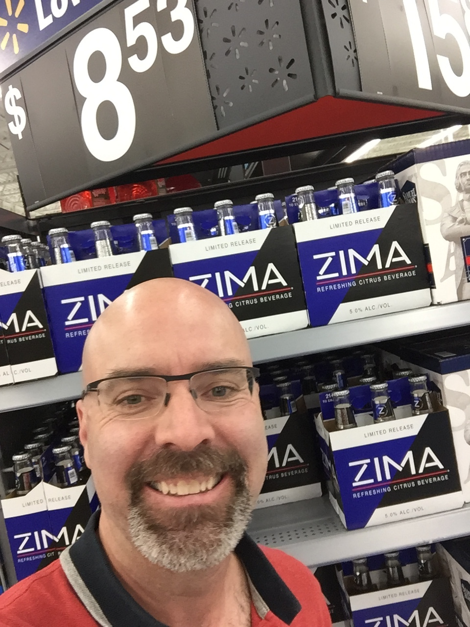 If you need Zima,  BOZEMAN Montana has it stock piled!
