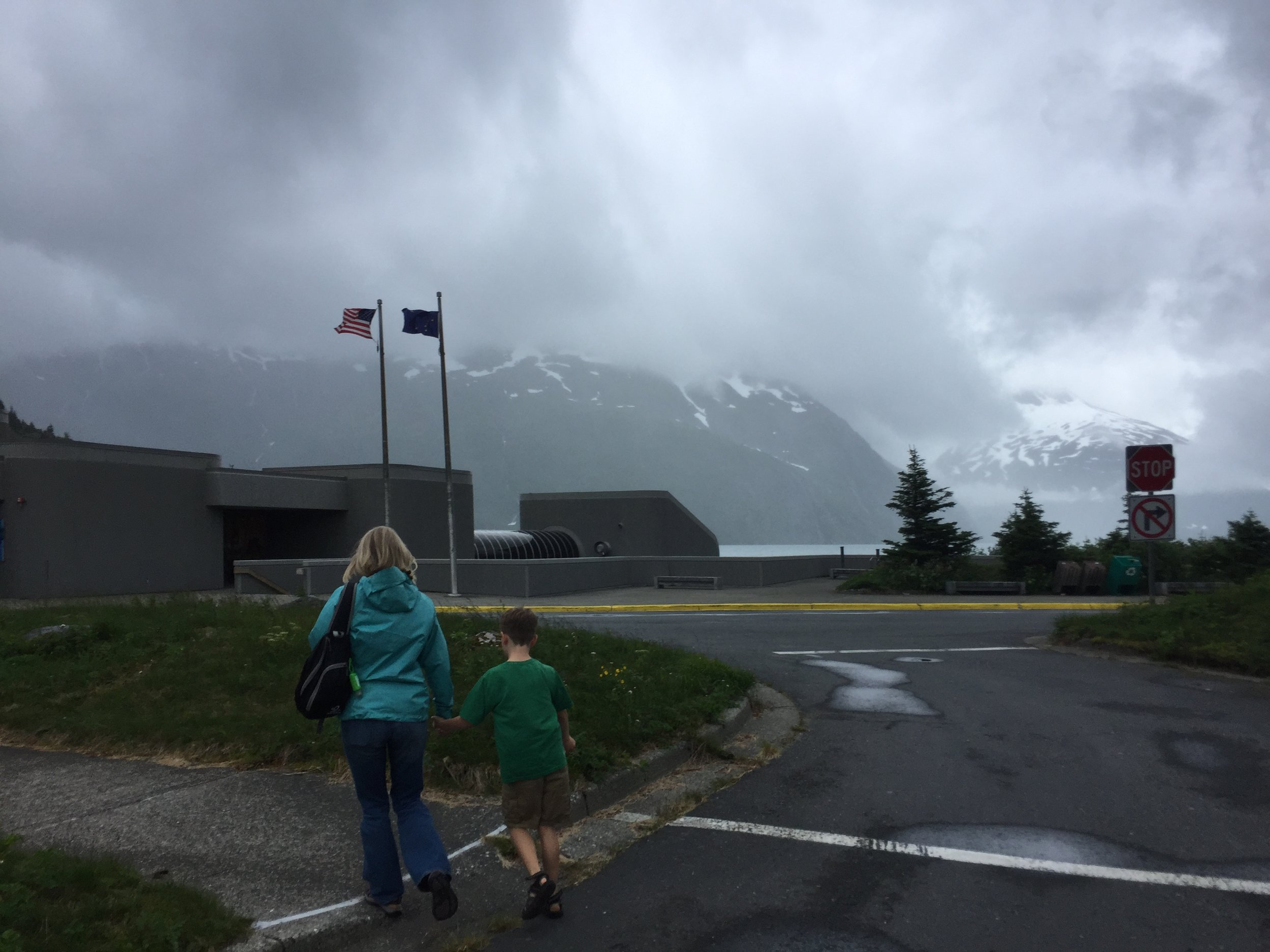Chugach National Forest Whale Center?