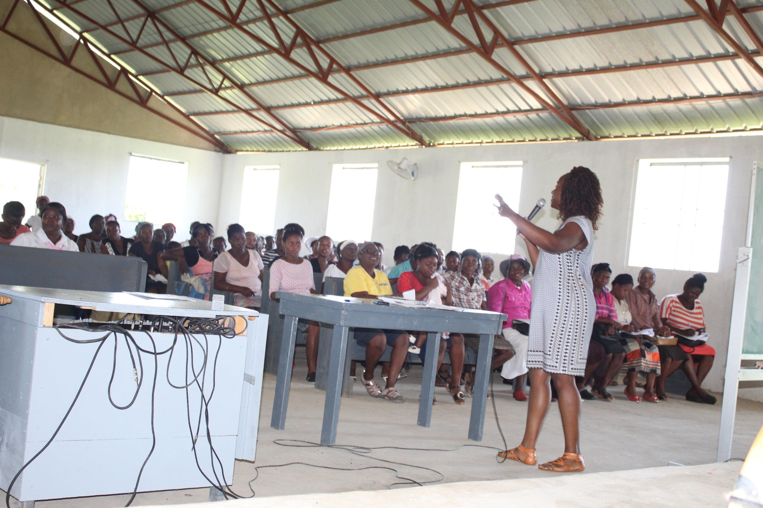 Anide Teaching powerfully!