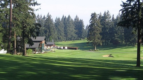 The Fircrest Golf Club sits on 160 acres, a private 18-hole course since its beginning in 1923.