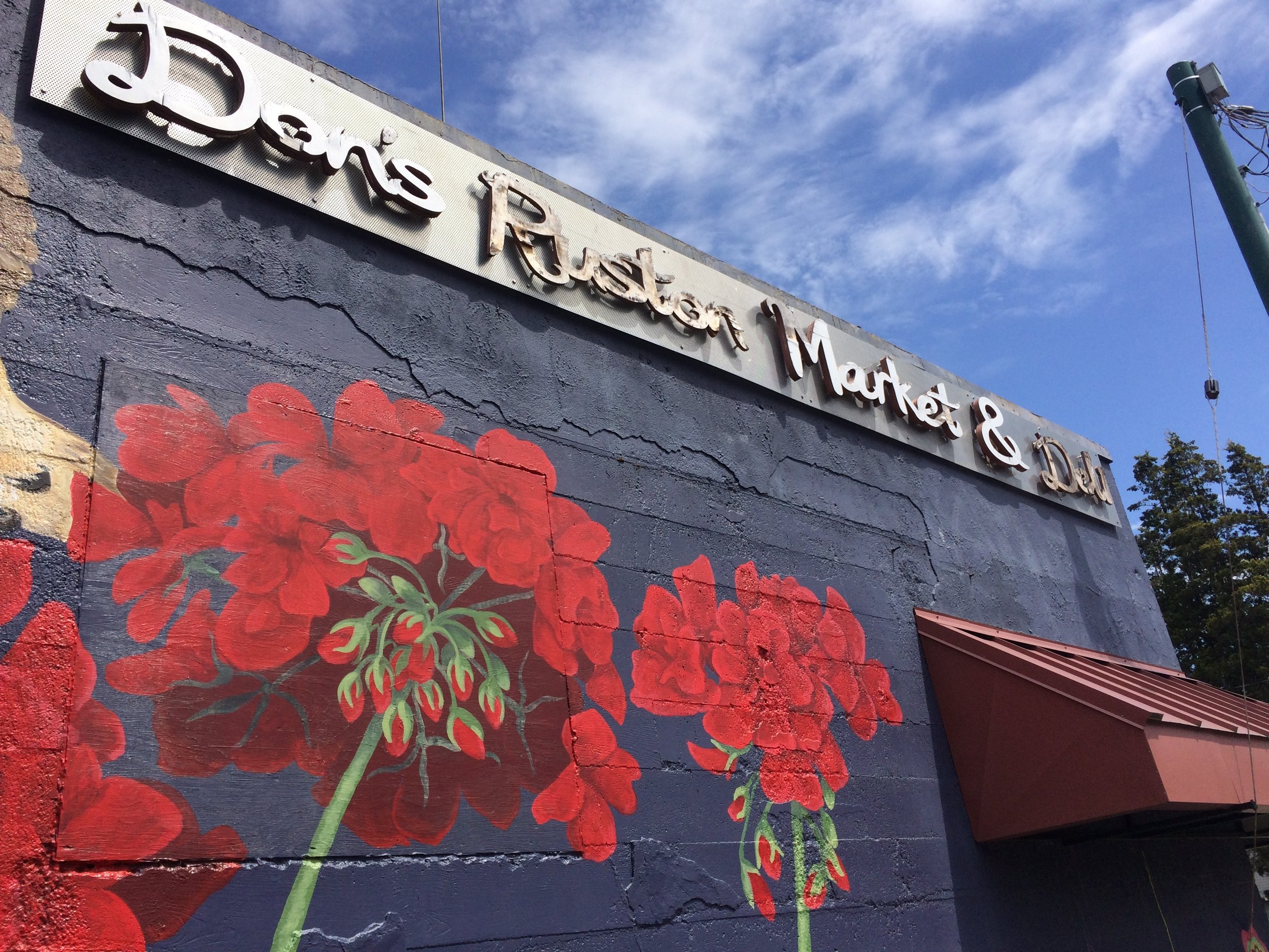 Serving Ruston since 1983, Don's Ruston Market & Deli offers an old fashioned soda fountain experience. Don't forget your ice cream cone!