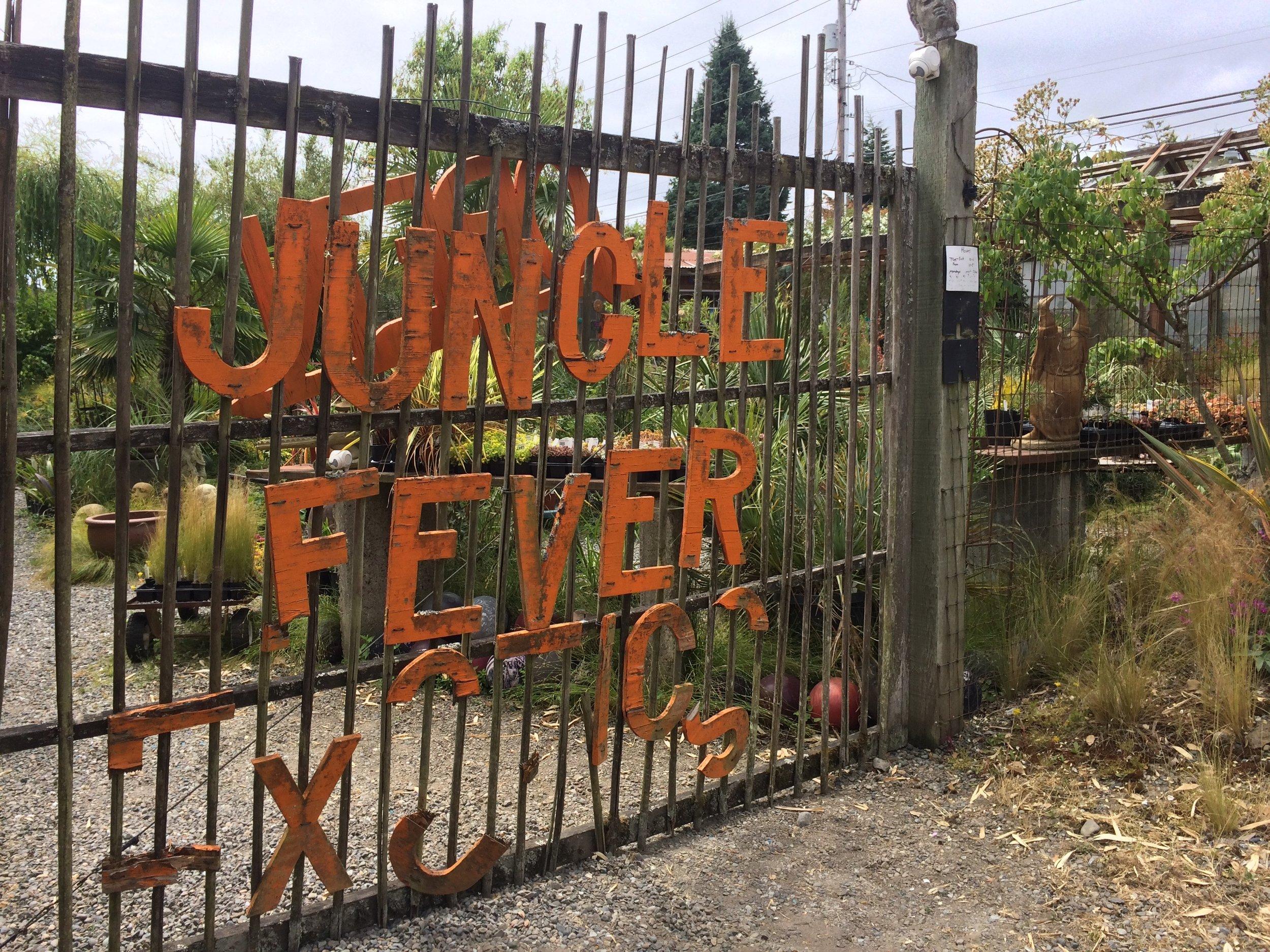 Jungle Fever Exotics