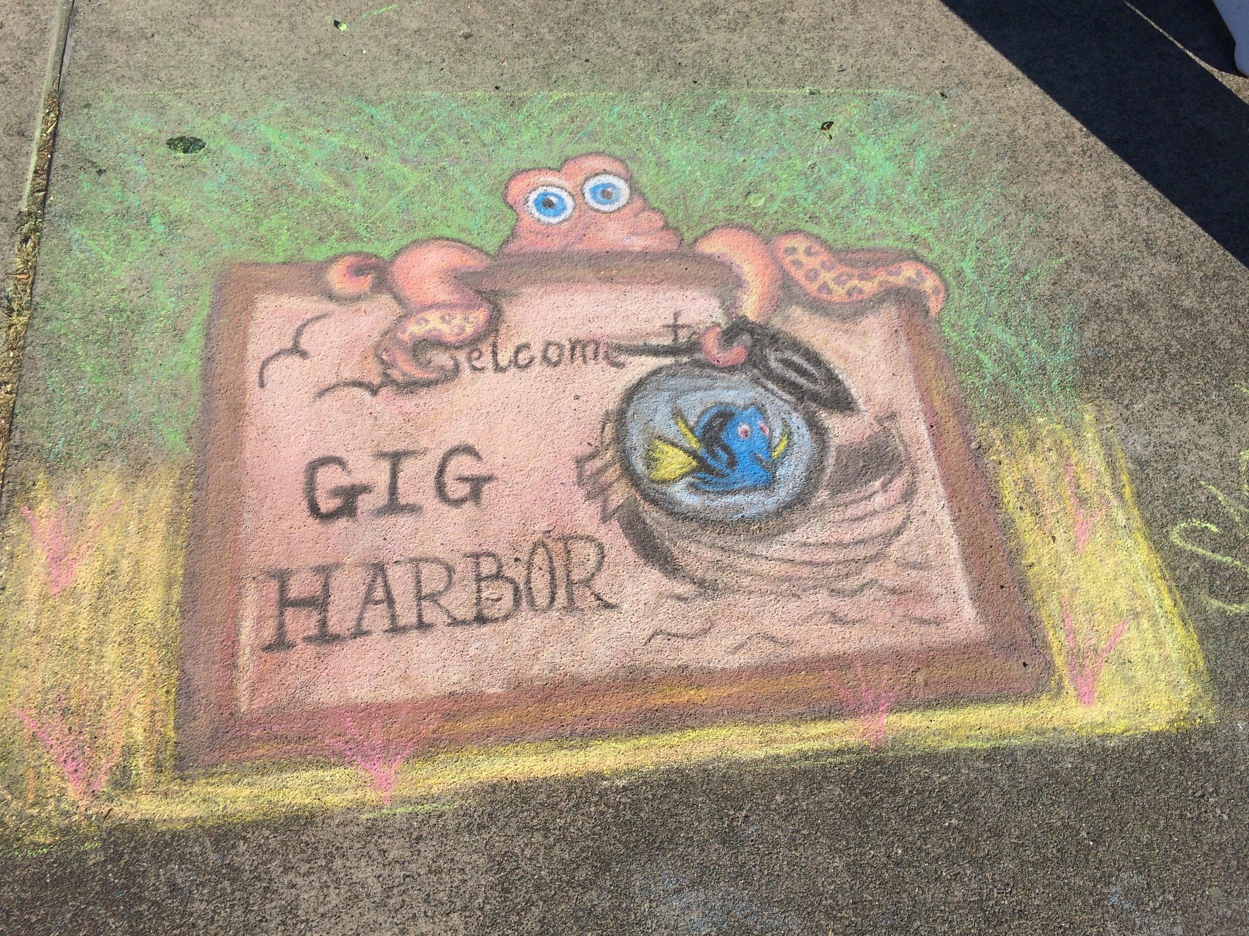 Gig Harbor Summer Art Festival