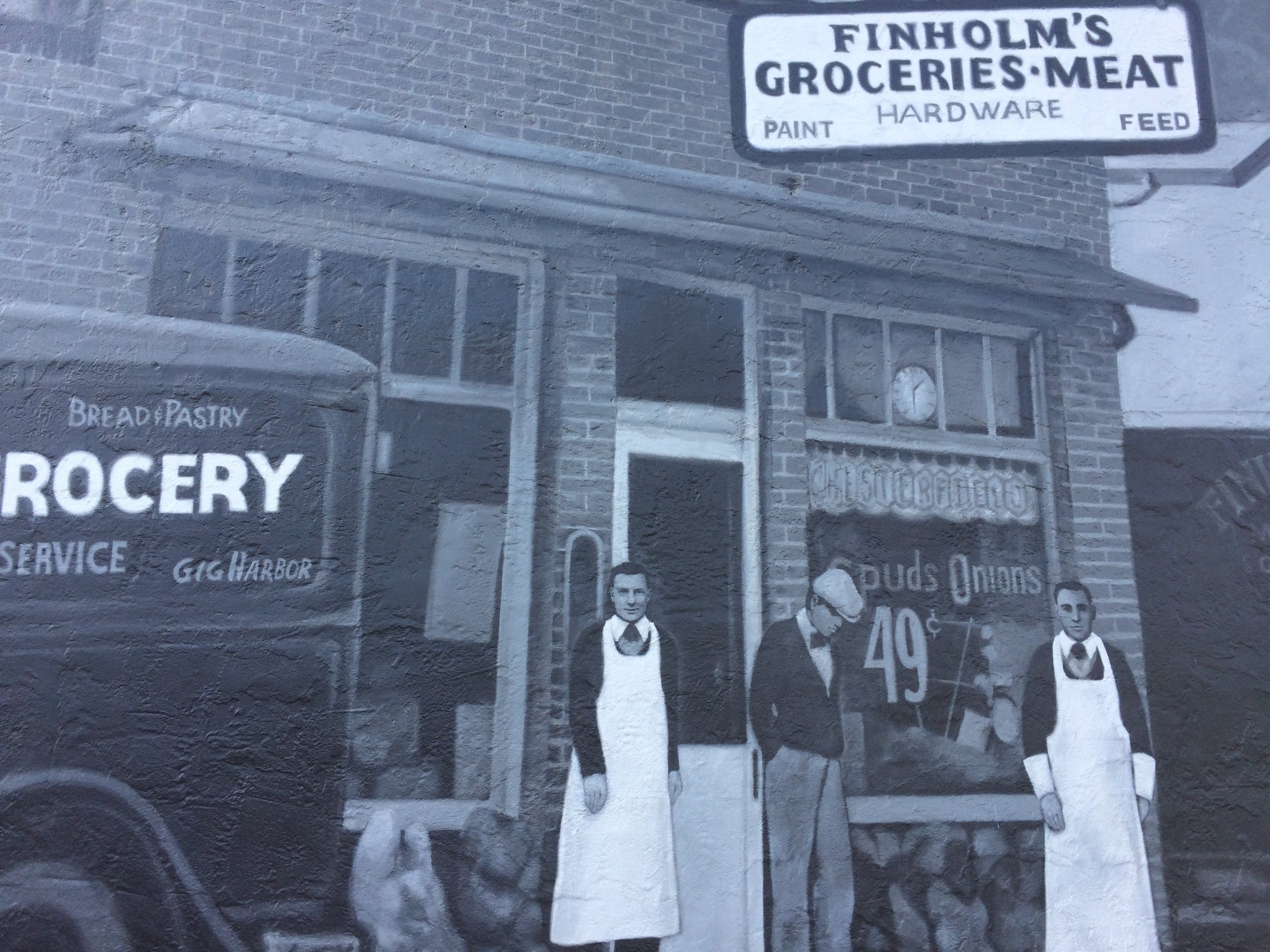 Finholm's Market and Grocery