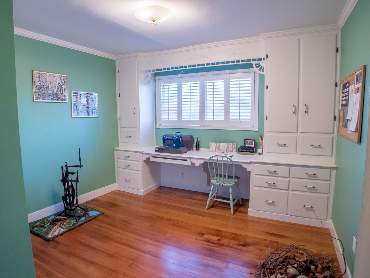 Our South Tacoma Home: Creative Room