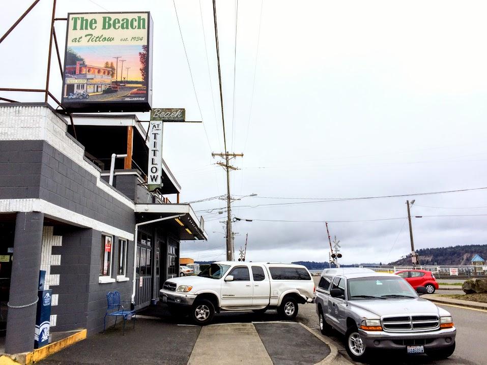 The Beach Tavern at Titlow.