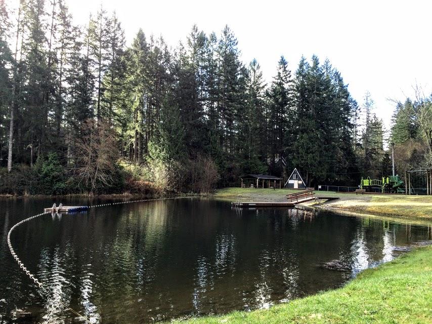 Lake Minterwood Beach Park