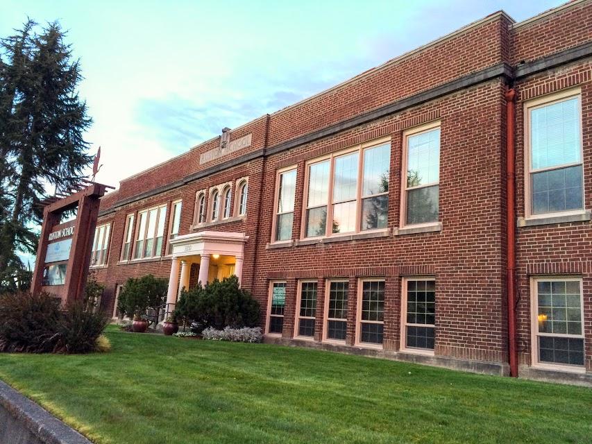 The Old Ruston School