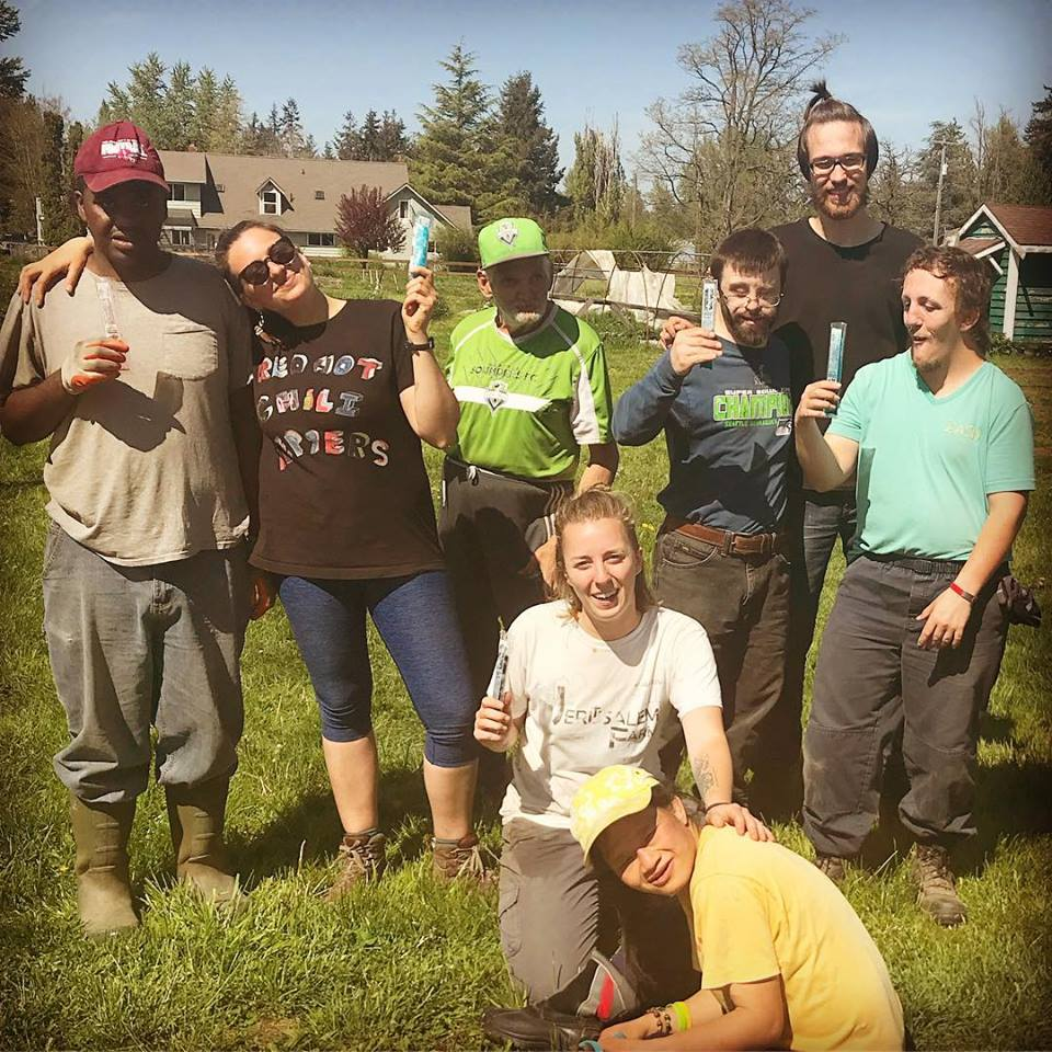 Image from    L'Arche Tahoma Hope Farm & Gardens