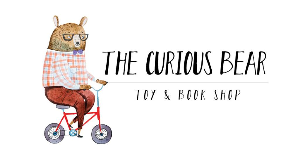 Image from    The Curious Bear Toy & Book Shop