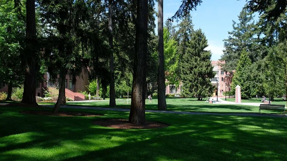 UPS Campus -  Image from    University of Puget Sound