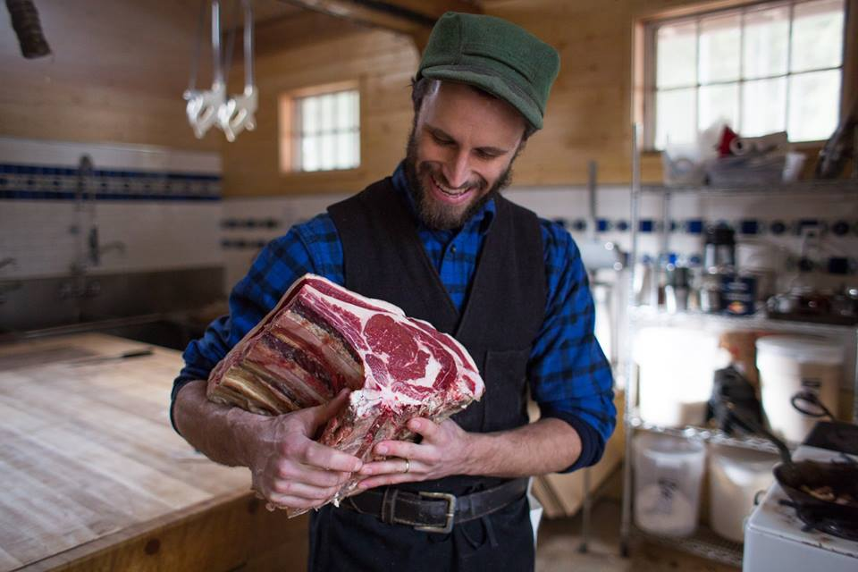 Image from    Butchering and Curing Workshop