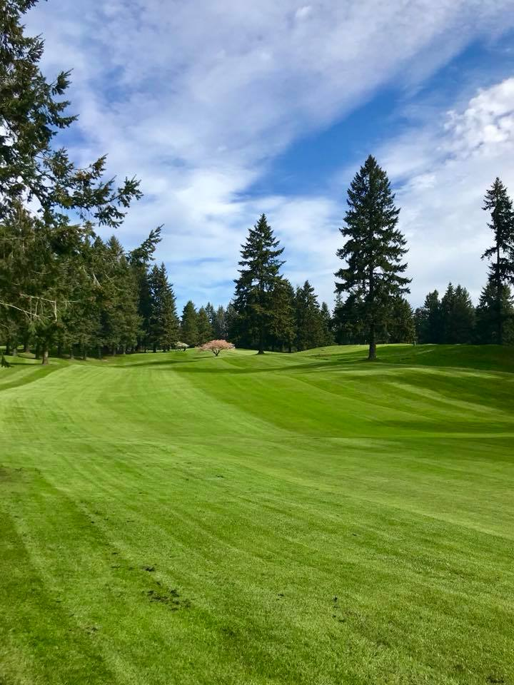 Image from    Fircrest Golf Club