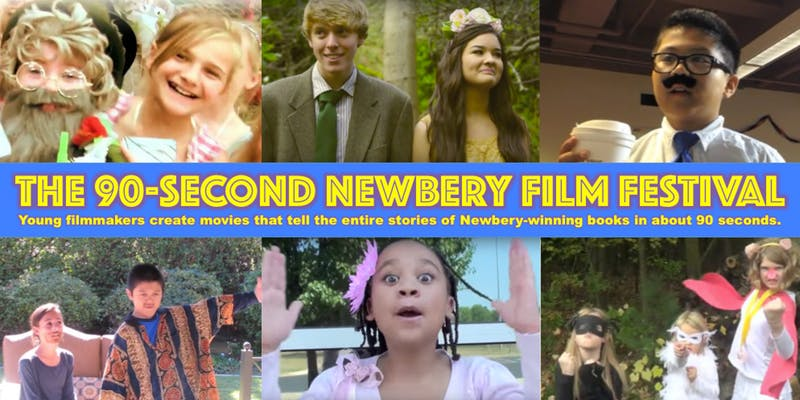 Image from    90-Second Newberry Film Festival