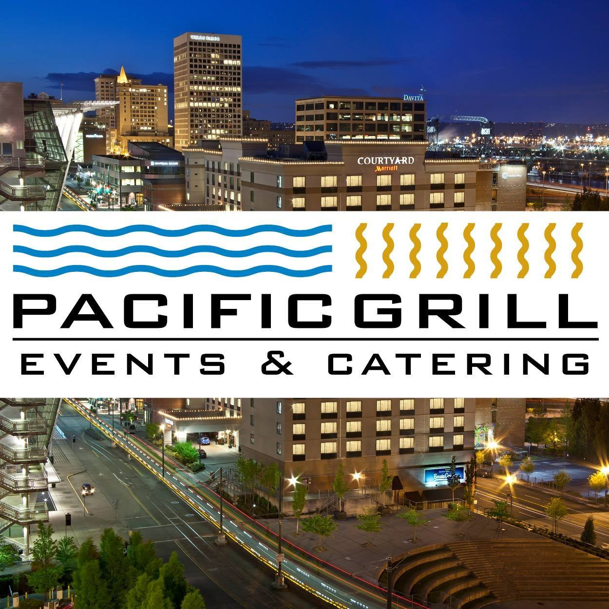 Images from    Pacific Grill Events & Catering