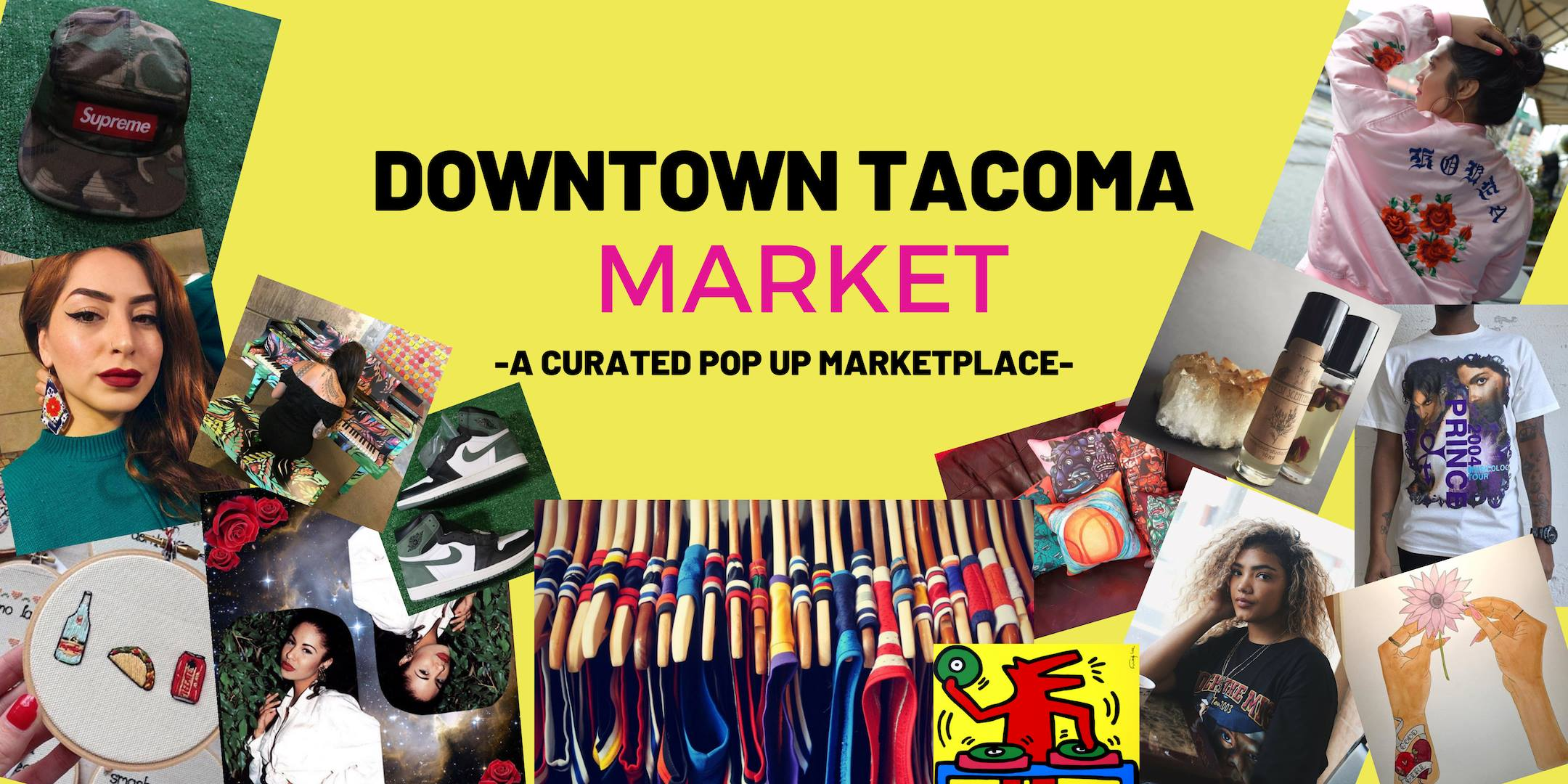 Image from    Downtown Tacoma Market