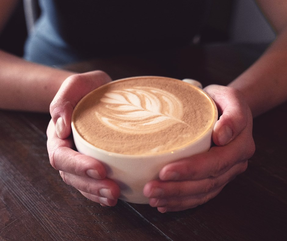 Image from    Anthem Coffee.   Stop for coffee and delicious baked goods at Anthem Coffee less than 10 minutes away!