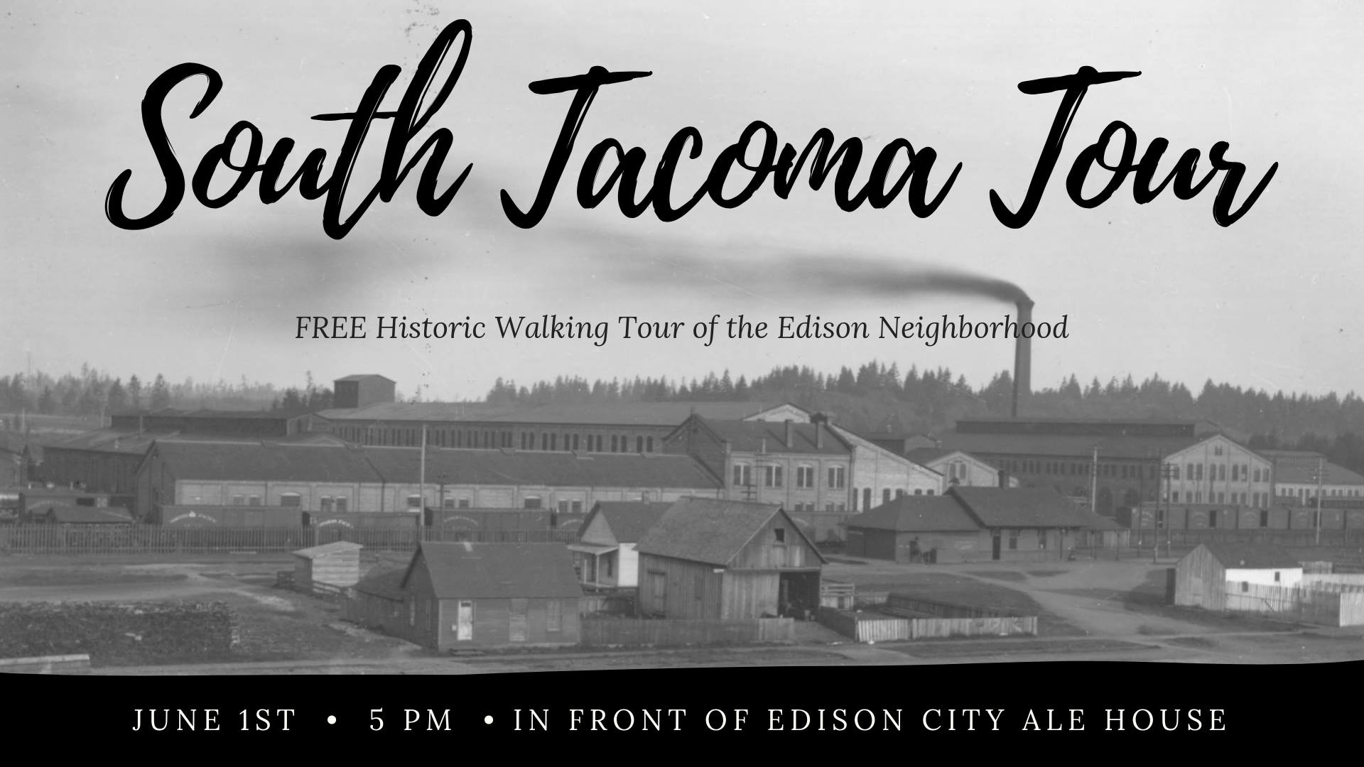 Image from  Tacoma Historic Preservation