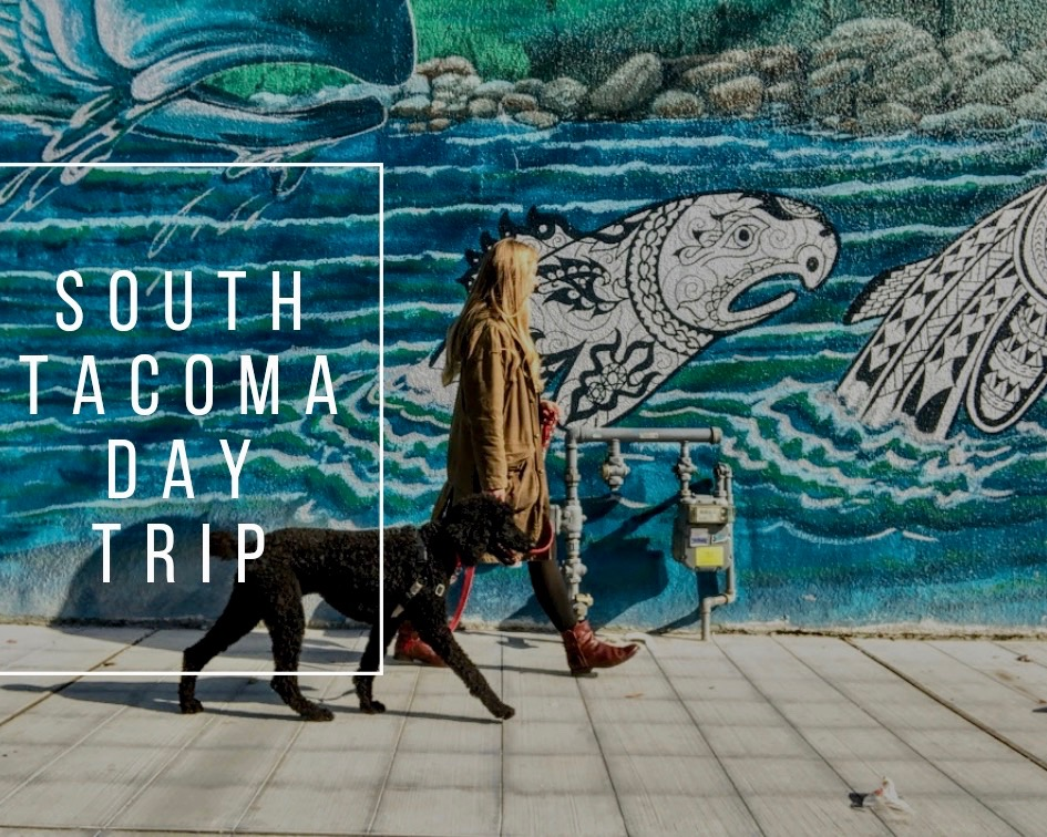 Take our  self-guided tour  of South Tacoma & the South End - go explore!