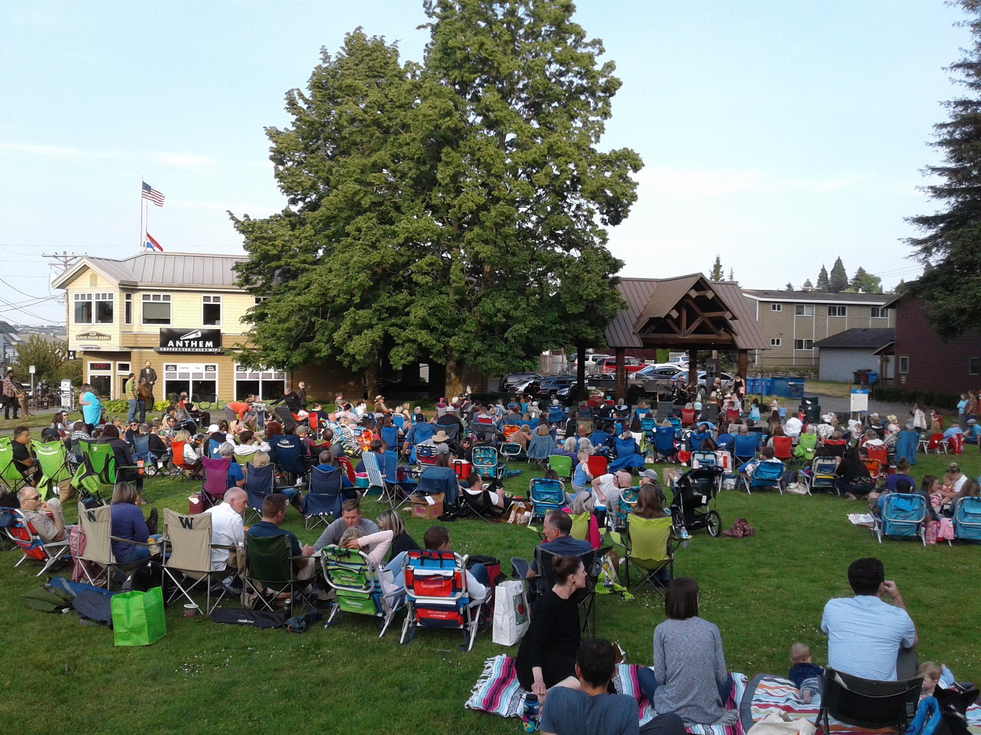 Image from    Old Town Summer Concert Series