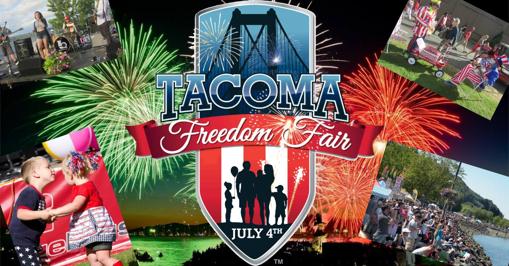 Image from    Tacoma Freedom Fair