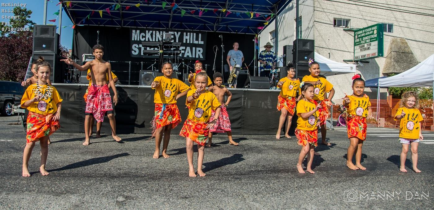 Image from    McKinley Hill Street Fair