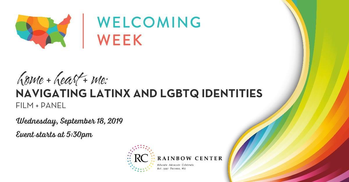 Image from   Tacoma Rainbow Center