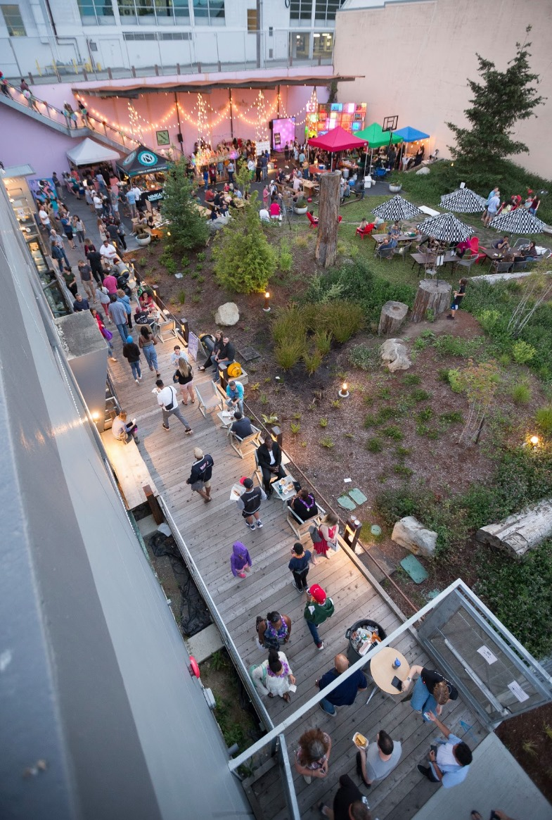 Image from   Tacoma Night Market