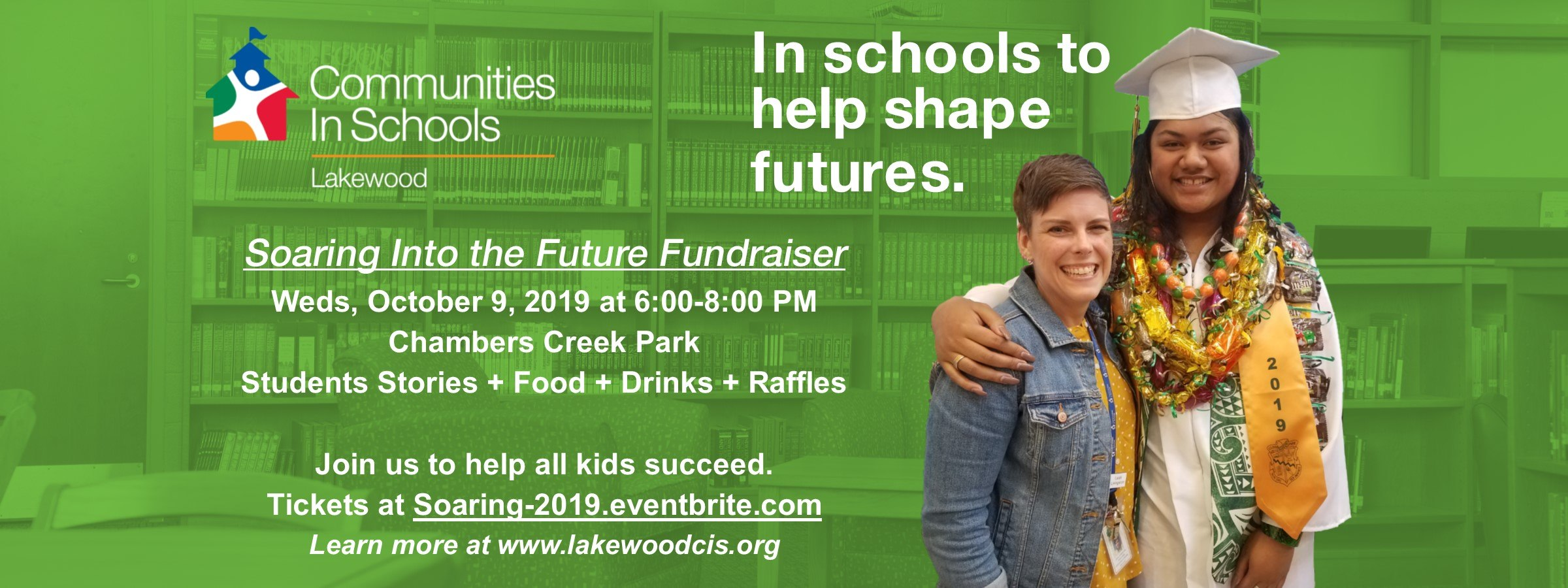 Image from   Communities in Schools of Lakewood