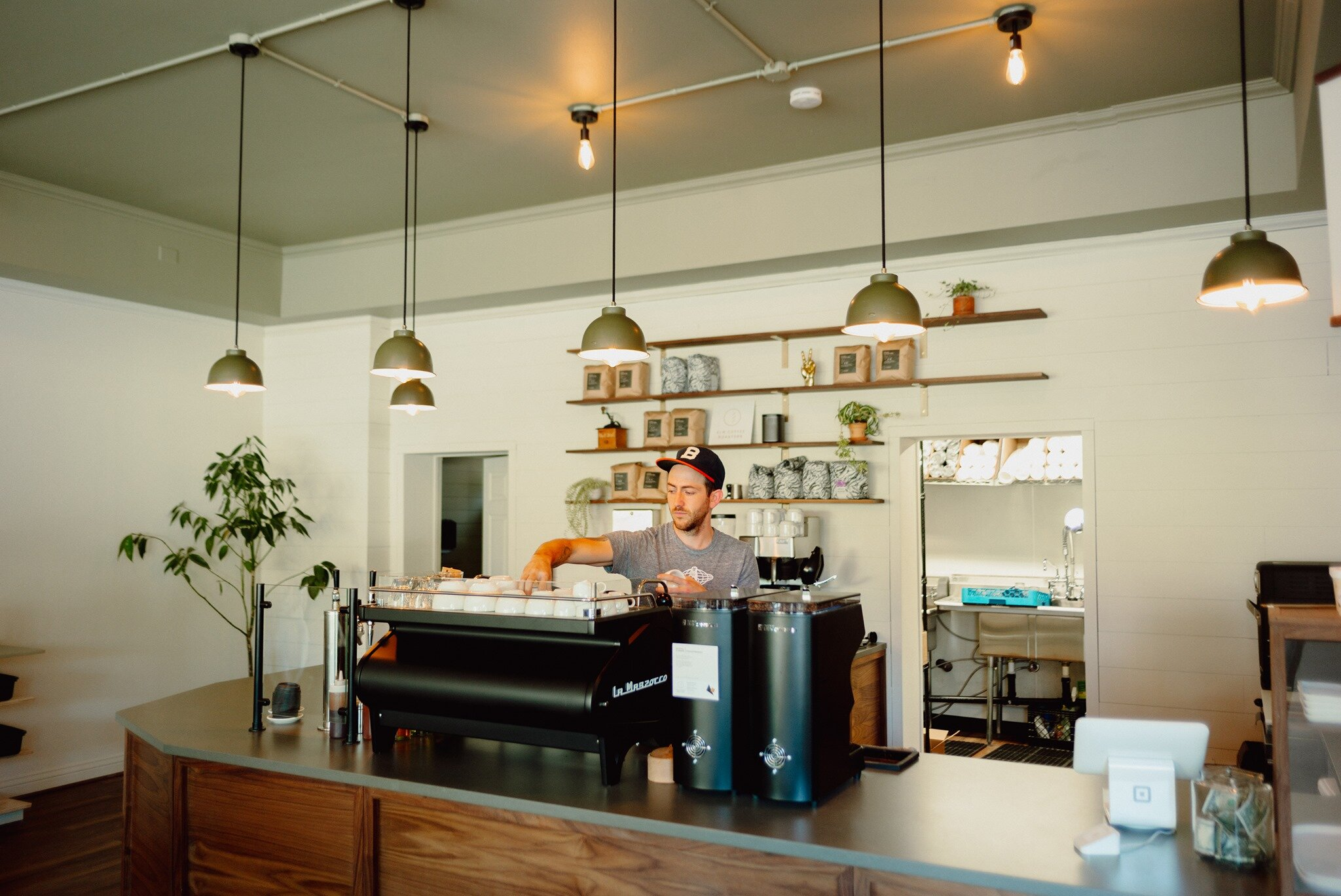 Image from   Lander Coffee  - Just 14 minutes on foot from 824 N M.