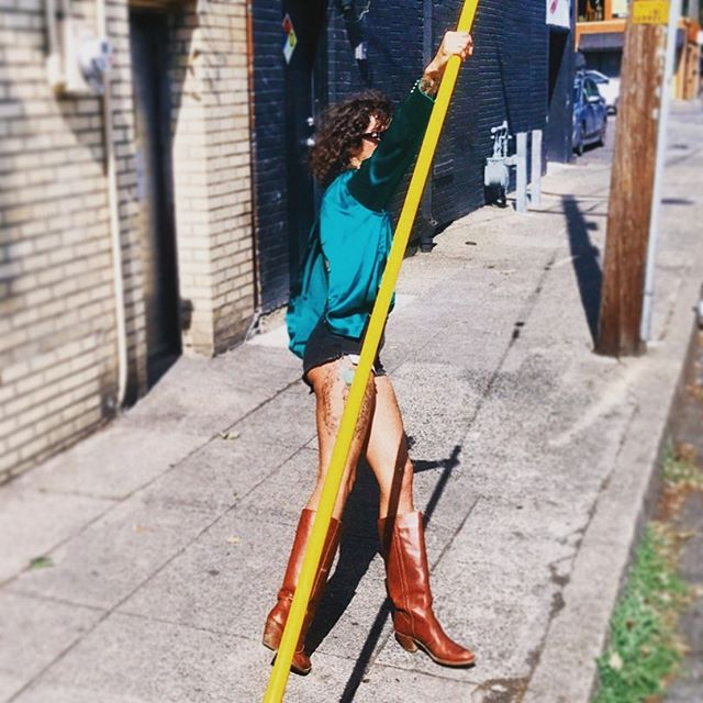 Swinging into this sassy Saturday here at Lux! Stop by the shop today, and breeze in the AC. Here until 6pm!