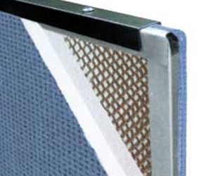 REDUCING NOISE Is one of the primary motivations people have when purchasing dividers.  You can expect to block up to 65% of the sound depending on the height and configuration of the dividers.