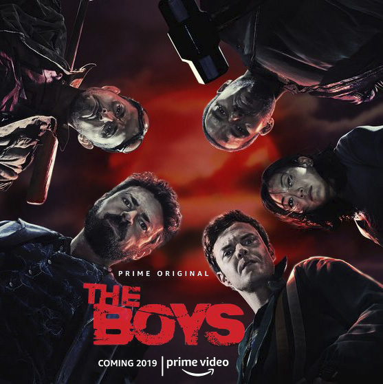 The Boys—Prime Original