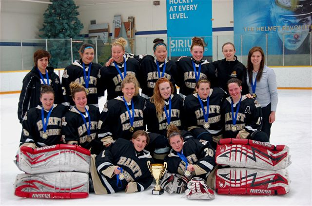 BHA Girl's Prep Challenge Cup Silver Medalists