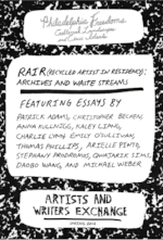 Student Publication:  Artists and Writers Exchange: RAIR Philly