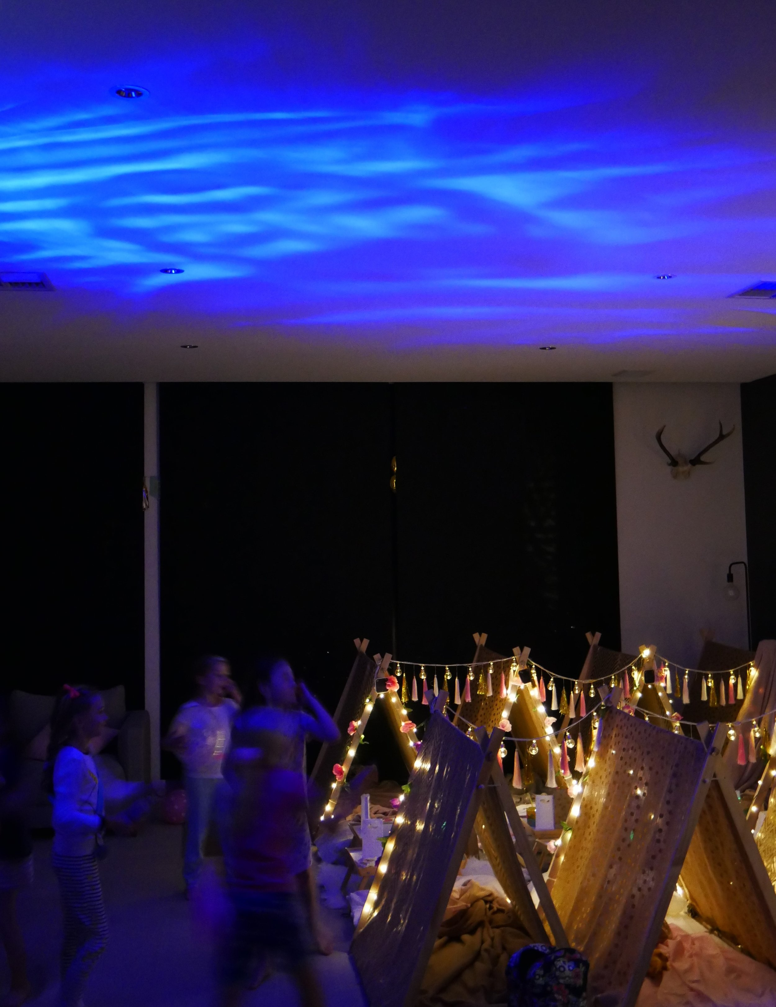 Kids Slumber Party Hire Melbourne Enchanted Theme