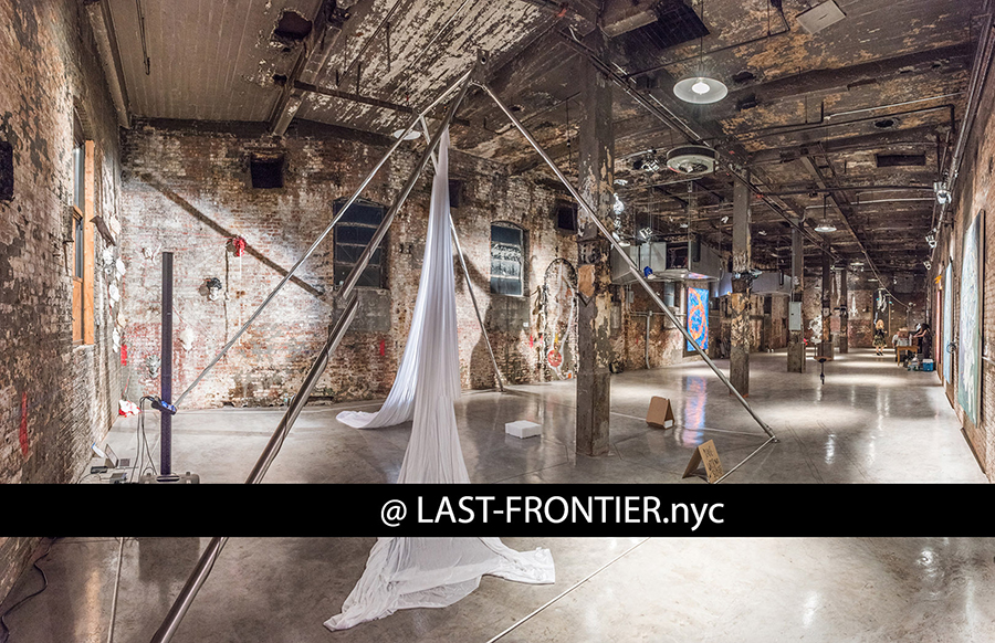 Inaugural Event at Last Frontier NYC
